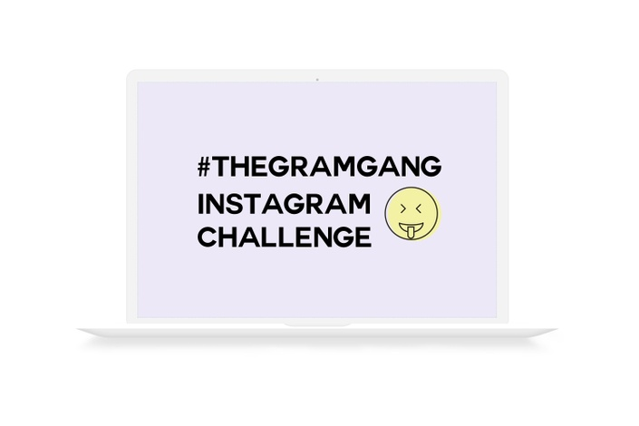 Learn what to post on Instagram with this FREE Instagram prompt challenge! Join The Gram Gang today.