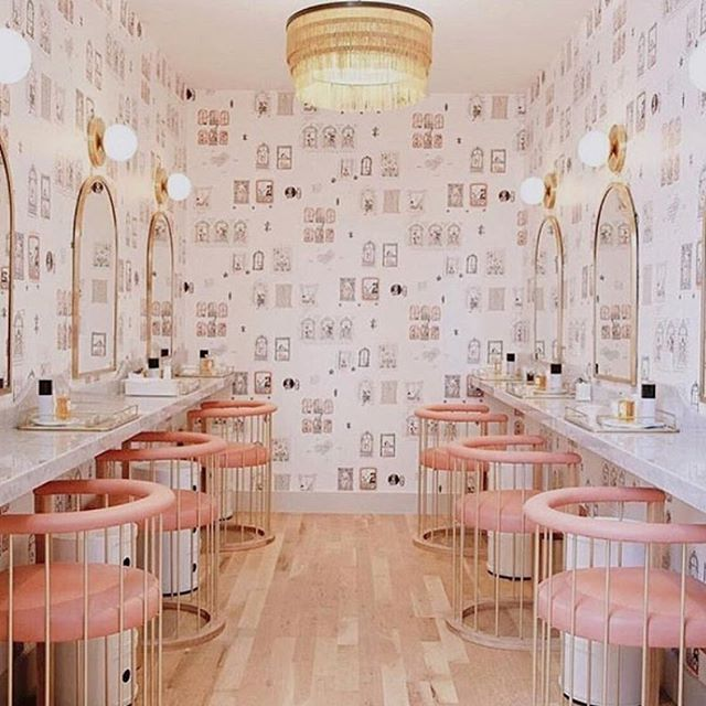 Our team works remotely, but if we had a physical workspace, it would most def look like @the.wing 😍⠀ ⠀ What's your dream workspace look like? ⠀ ⠀ 📷: @the.wing ⠀ ⠀ ⠀ -⠀ -⠀ -⠀ -⠀ -⠀ #persuepretty #nothingisordinary #visualscollective #darling #myunicornlife #finditliveit #lifethelittlethings #creativehappylife #thegramgang #ownyourwhy #iamtheeverygirl #inspireconnectgrow #inspiredwomen #createcultivate #thenativecreative ⠀ #communityovercompetition #risingtidesociety #chasinglight #flashesofdelight #calledtobecreative #beingboss #creativeentrepreneur #creativityfound  #nothingisordinary #dowhatyoulove #exploretocreate #liveauthentic #thehappynow #southernmakers #mycreativebiz ⠀ ⠀