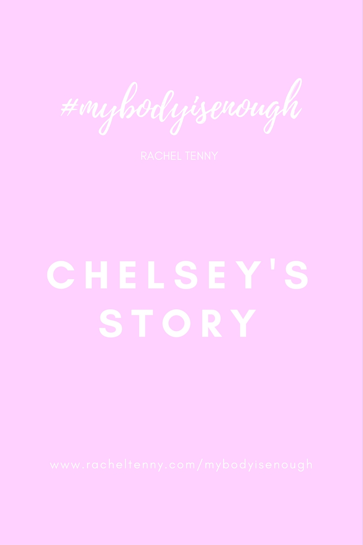 Chesley #mybodyisenough