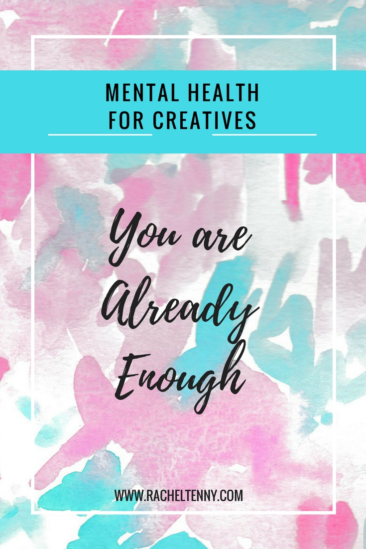 you are already enough