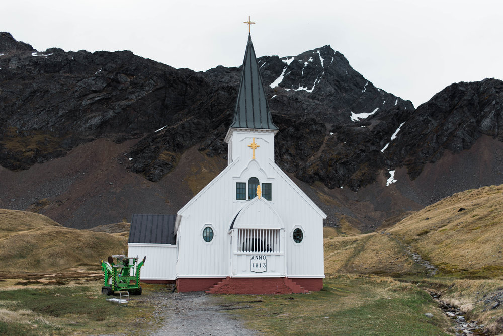 Grytviken Church, Grytviken, South Georgia