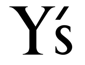 Y's is designer Yohji Yamamoto's very first brand, and to this day it bears his vision and philosophy. At the root of the brand is the concept for women to wear men's clothing;  clothing for independent women who value their own vision. Each piece is created through careful selection of material and precise pattern making, to achieve a refined silhouette.  The brand values the importance of ' the space between the garment and the body ' for a balanced volume. Y's continues to propose its unique category of clothing: functional daily wear with elegance.