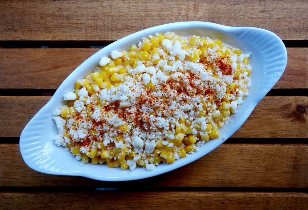 "Elote ""Mexican Corn"""