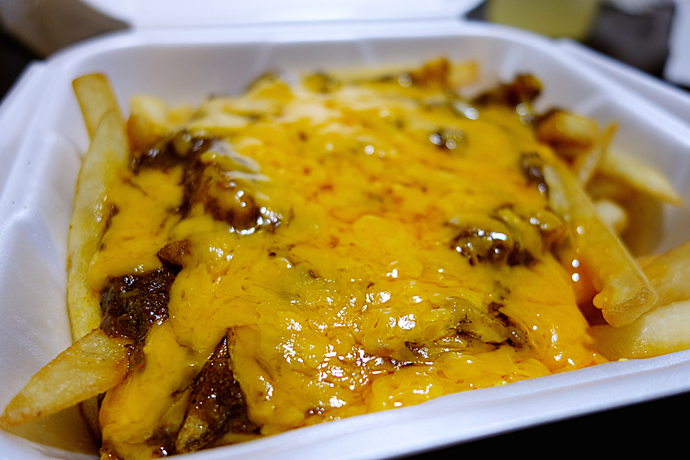 Chili Cheese mess