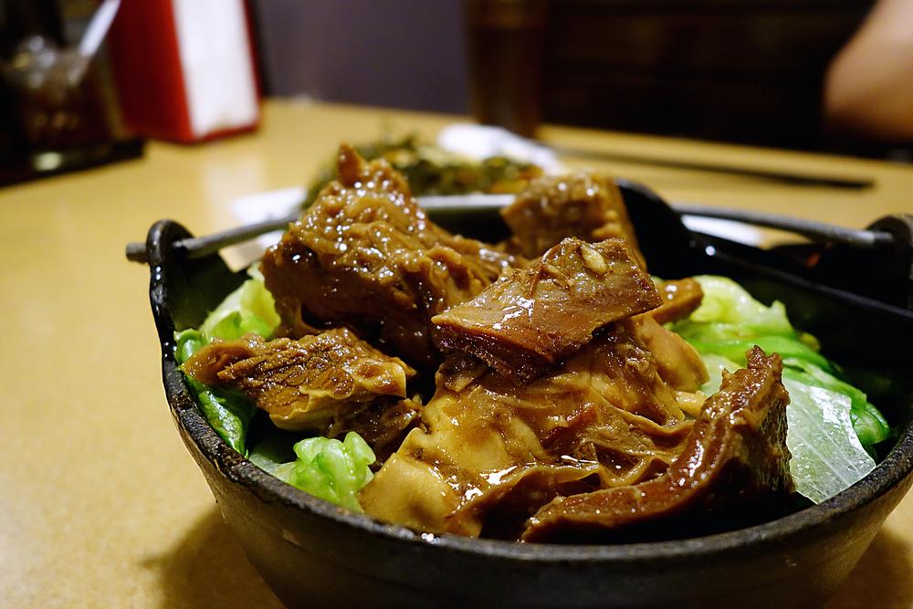 Beef Brisket rice