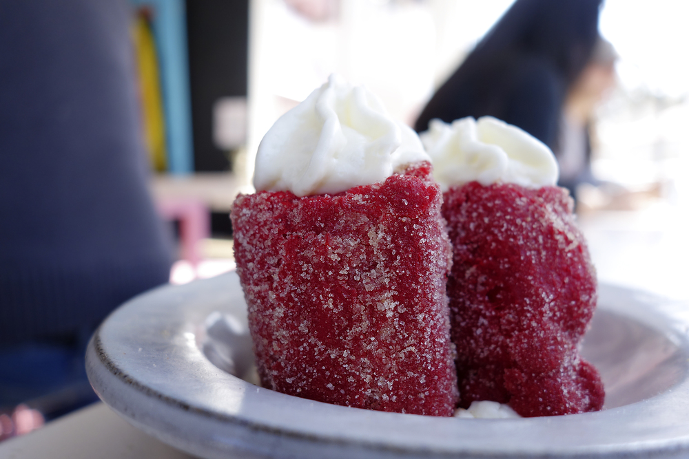 Red Velvet Churros