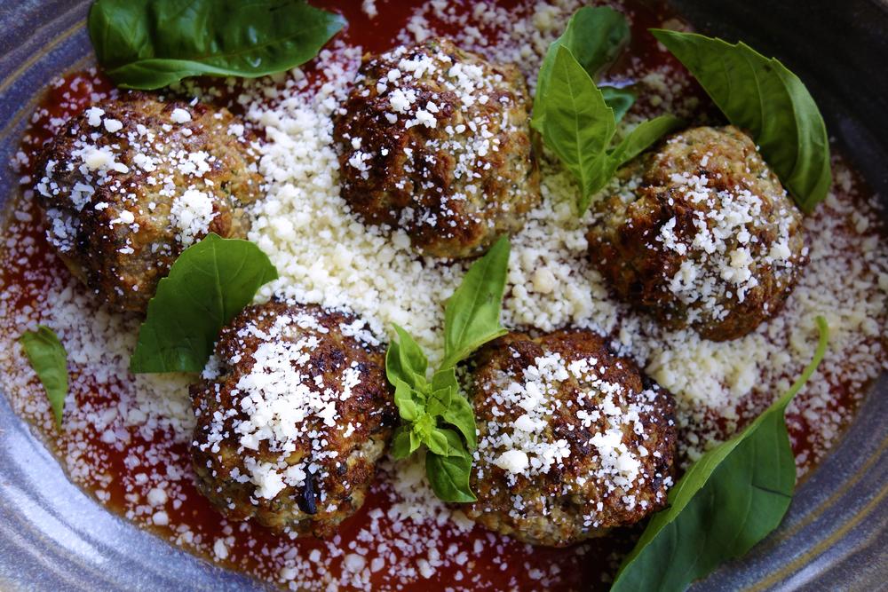 Grass Fed Meatballs