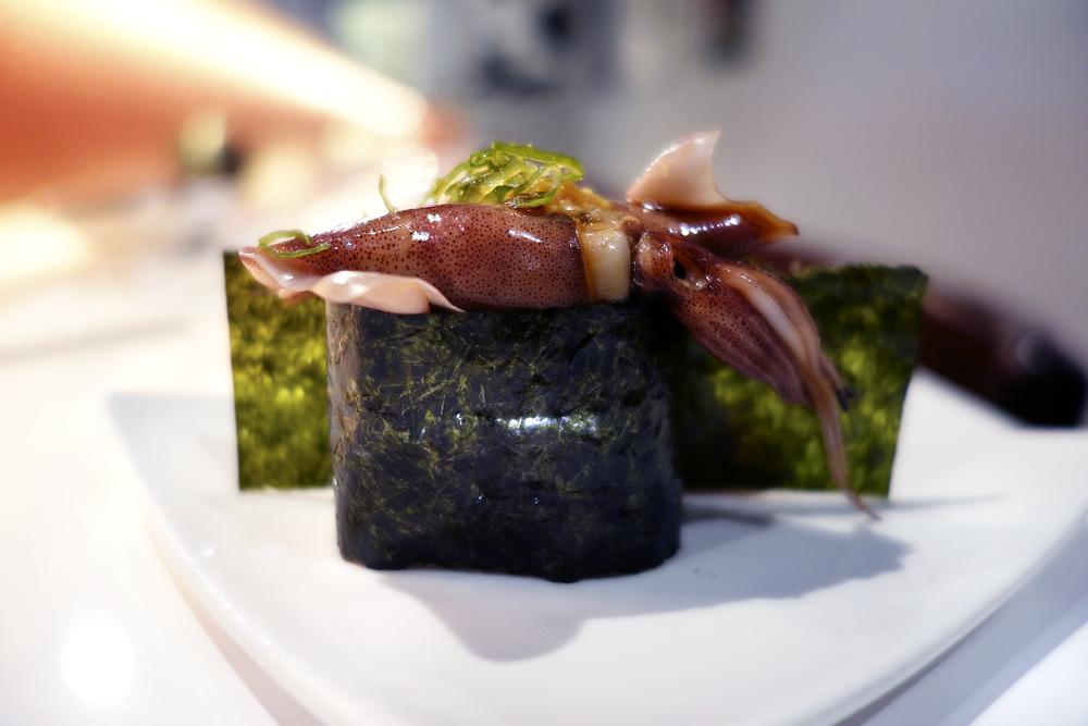 Hotaru Ika - Firefly Squid