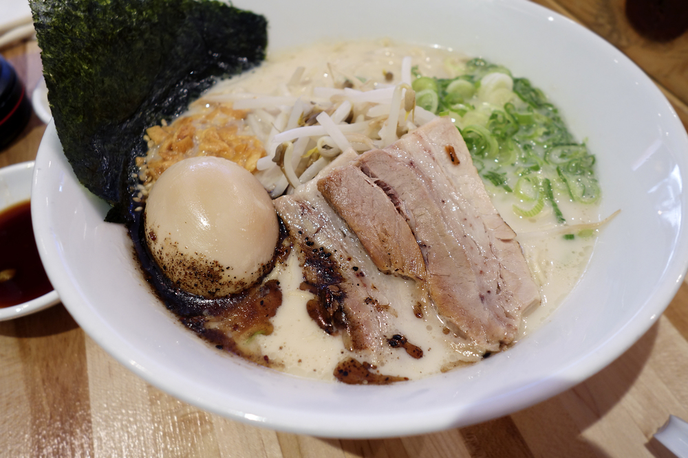 3G Ramen - House Tonkotsu Broth