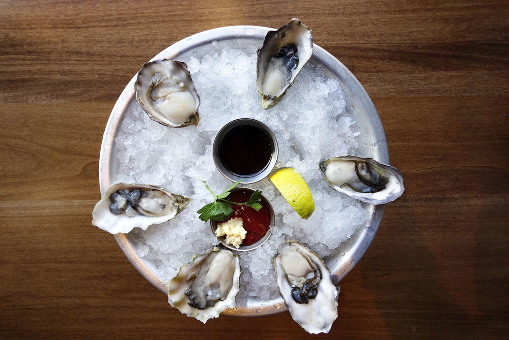 Minter Sweet Oysters