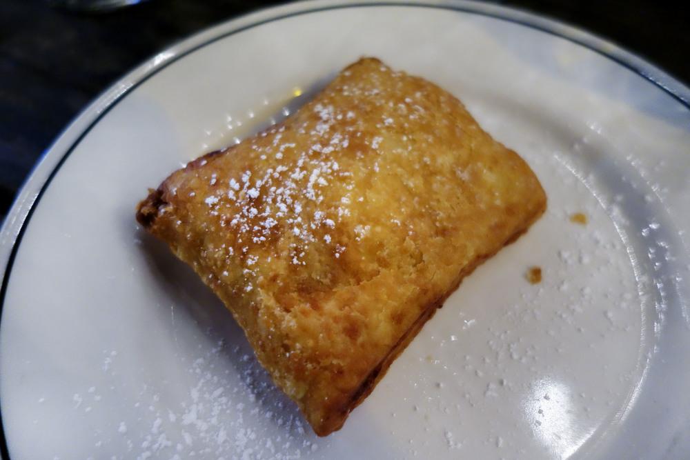 Crispy Apple Hand Pie