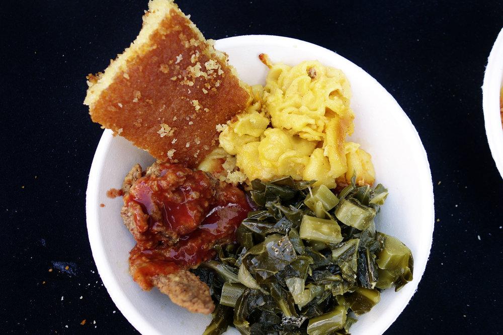 Dulans' on Crenshaw Soul Food