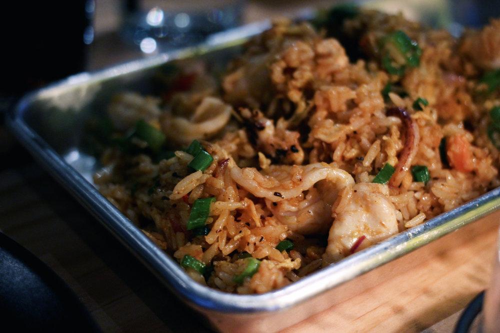 Dirty Fried Rice