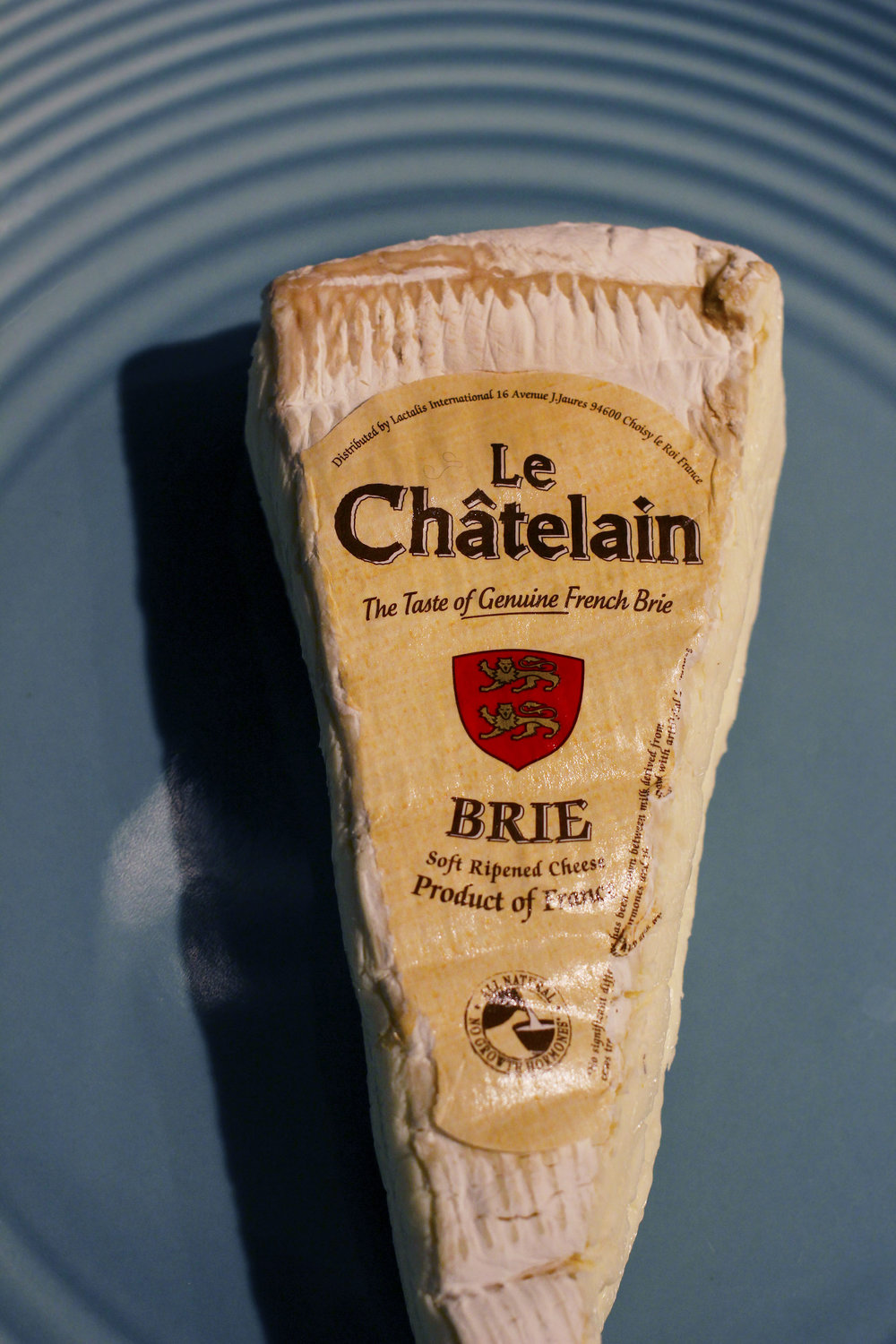 Click the Brie to learn more about it.