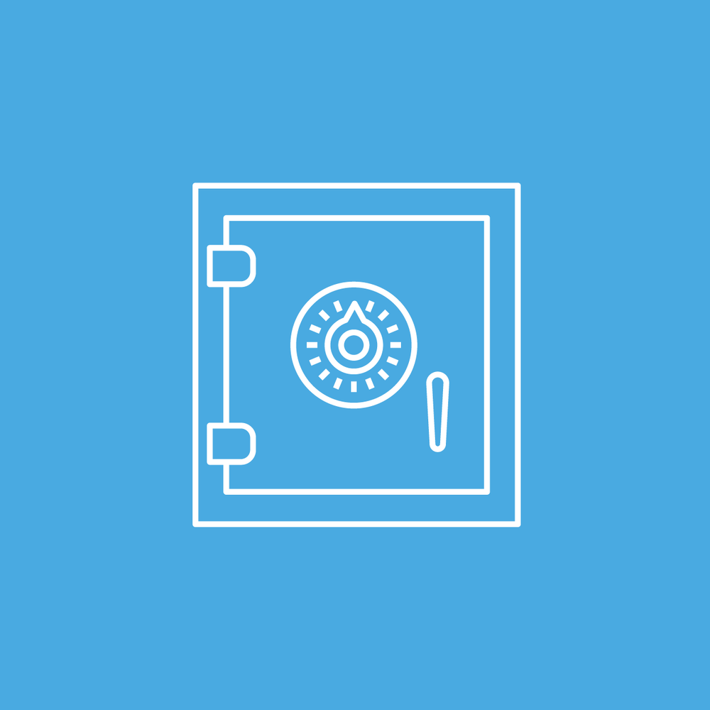 QC Vault - Landing Page Design