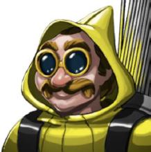 Melvin the Gnome