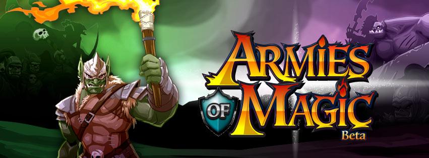 Armies of Magic - Facebook