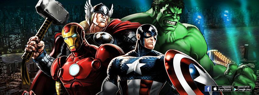 Marvel Avengers Alliance - Android