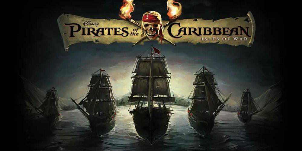 Pirates of the Caribbean: Isles of War - Facebook