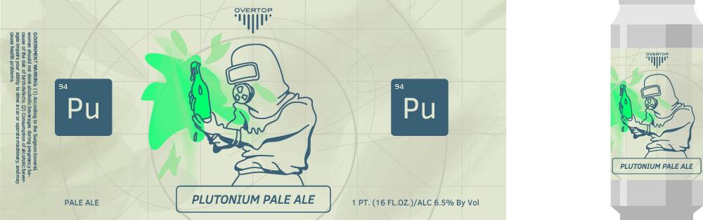 Plutonium Pale Ale