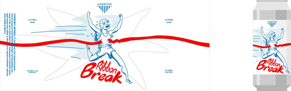 Ribbon Break Citra IPA