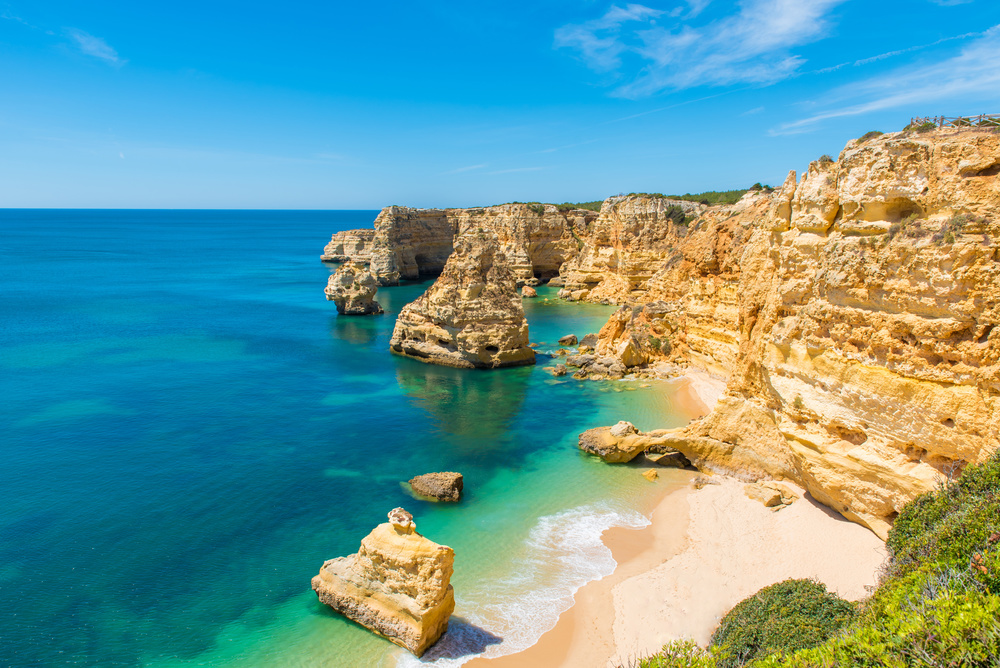 Algarve Beach, Praia da Marinha