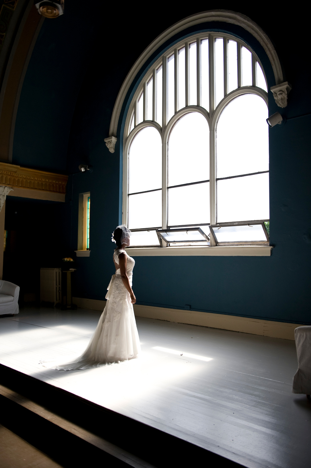 Josaphat Arts Hall | Cleveland Wedding Photography