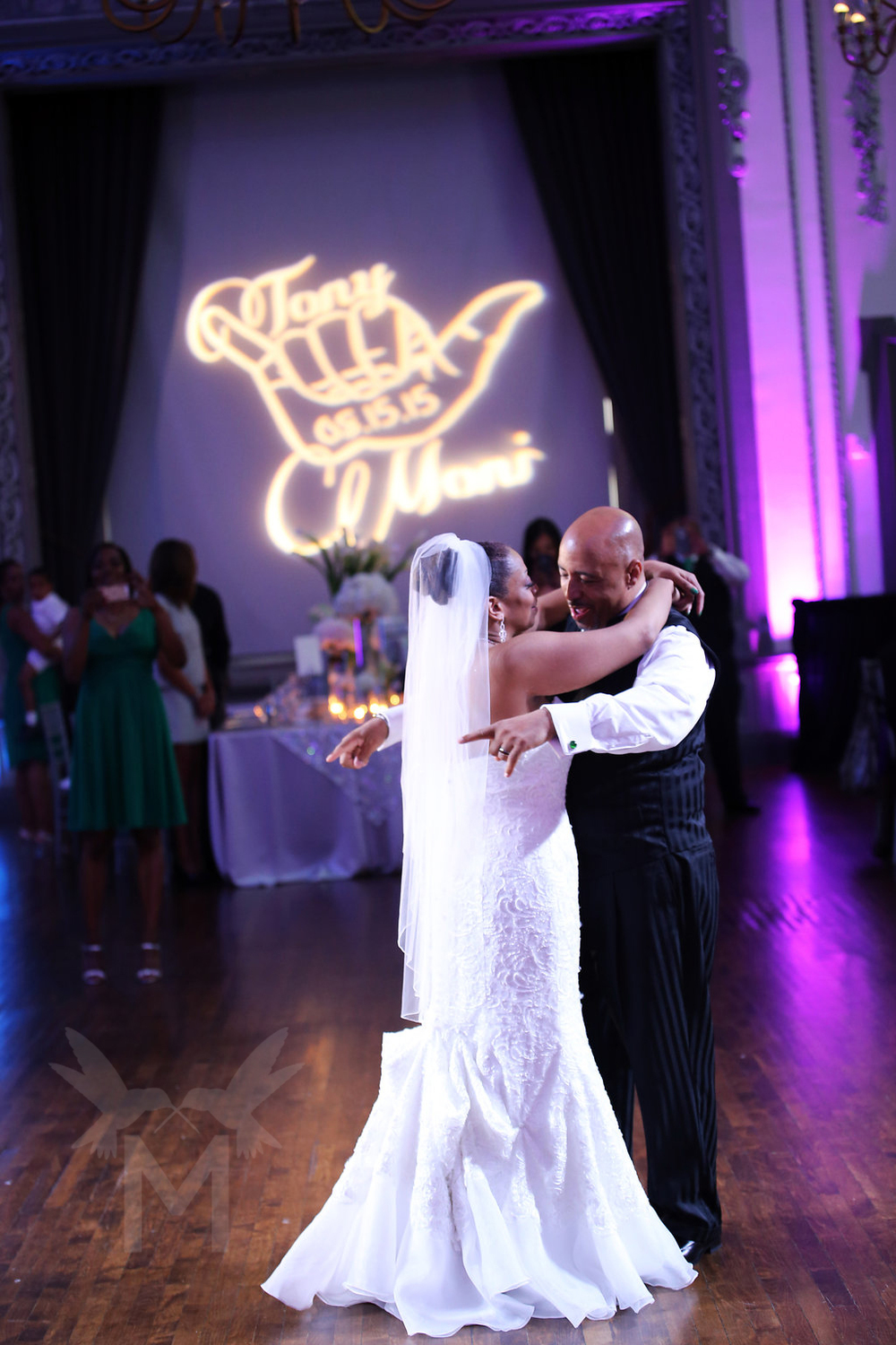 Tudor Arms | Toni & Moni | Cleveland Wedding Photography 14