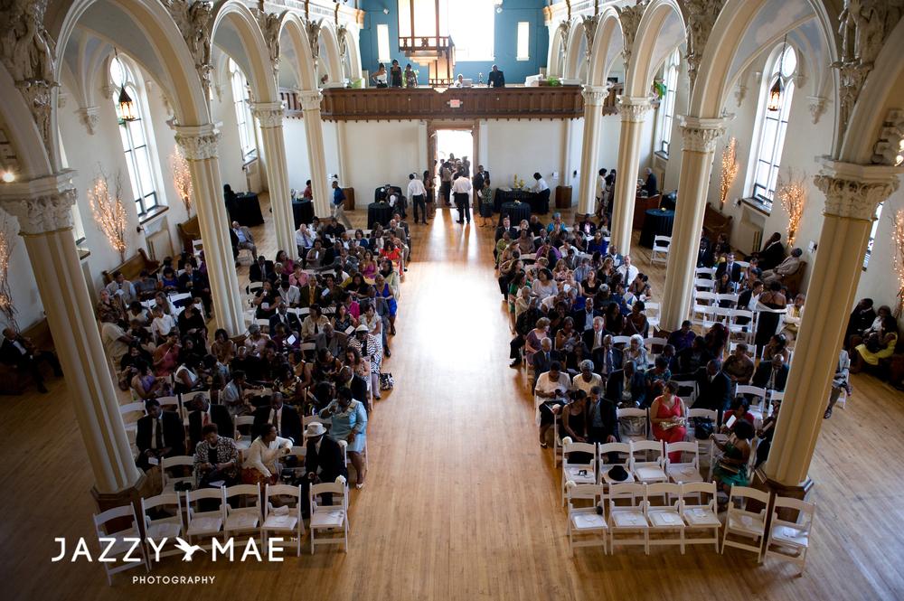 Cleveland Wedding Photography | Jehoshaphat Arts Hall | JMP 11