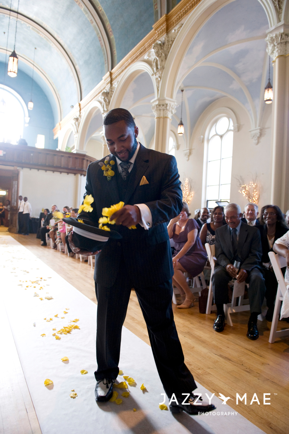 Cleveland Wedding Photography | Jehoshaphat Arts Hall | JMP 13