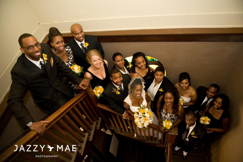 Cleveland Wedding Photography | Jehoshaphat Arts Hall | JMP 19