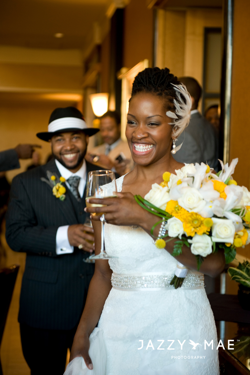Cleveland Wedding Photography | Jehoshaphat Arts Hall | JMP 24