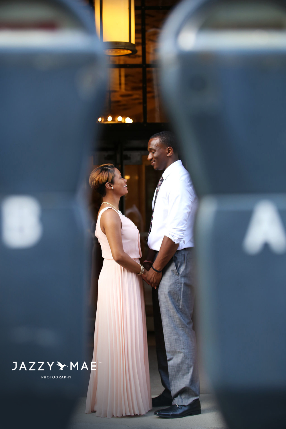 Cleveland Wedding Photography | Playhouse Square
