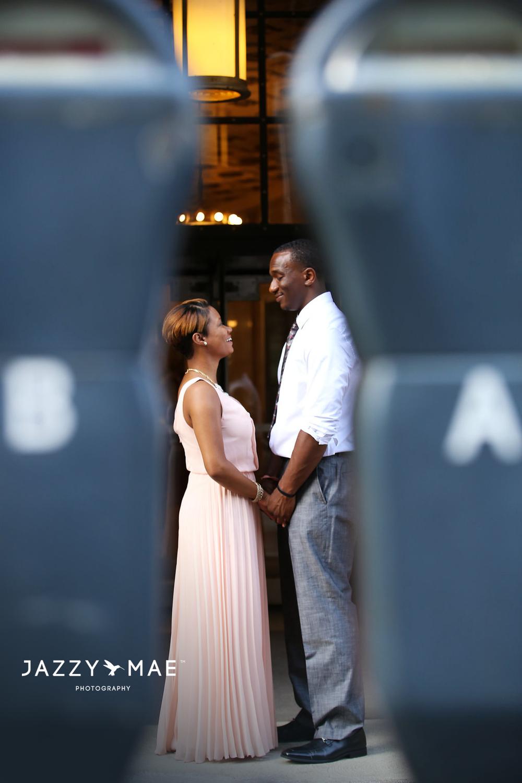 Cleveland Wedding Photography | Playhouse Square