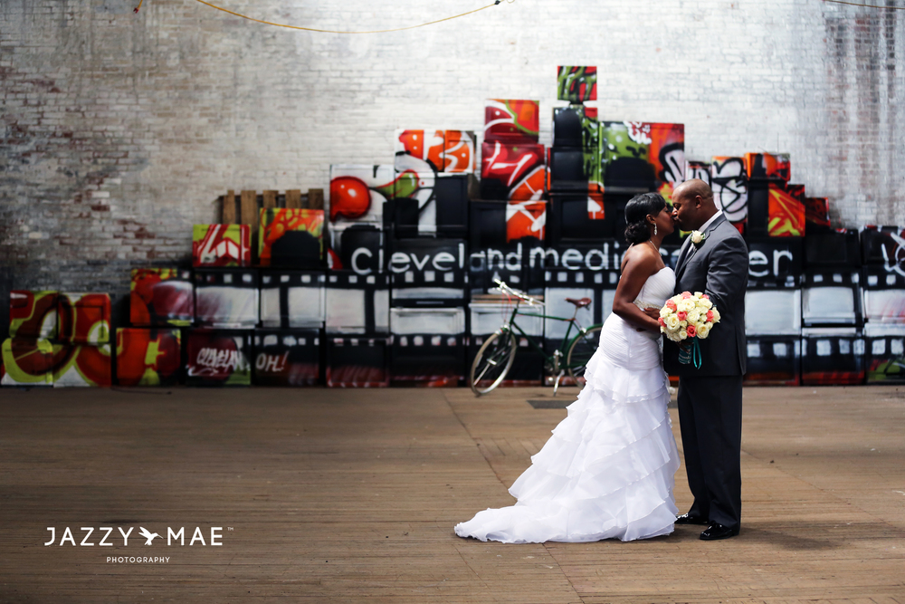 Downtown Cleveland Wedding | Wedding Photography
