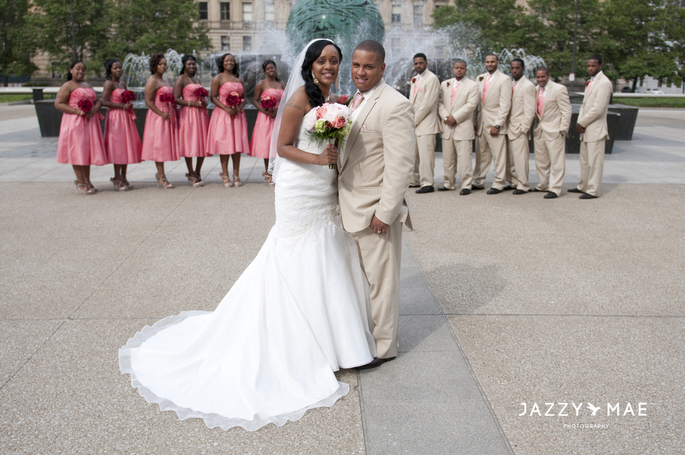 Cleveland Wedding Photography JMP 197