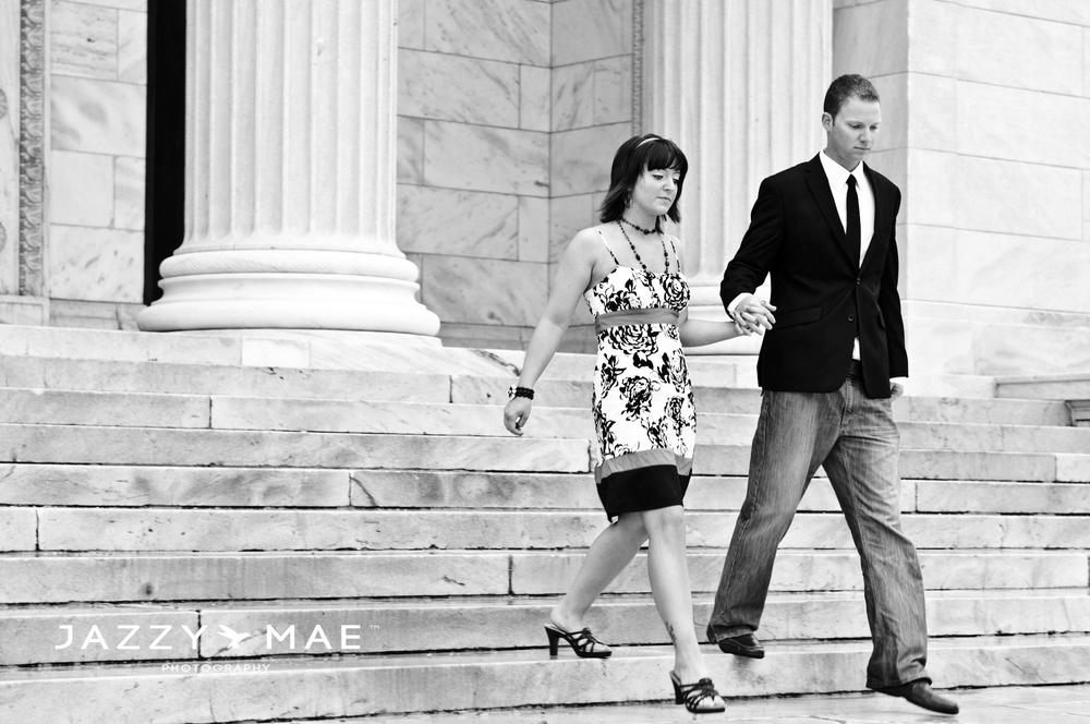 #TBT Deidre Renee Roberts & Matthew Joseph DiMichele | Cleveland Museum of Art 10