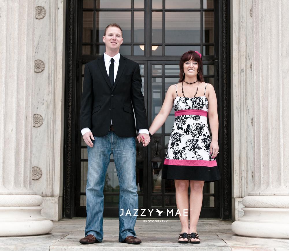 #TBT Deidre Renee Roberts & Matthew Joseph DiMichele | Cleveland Museum of Art 12