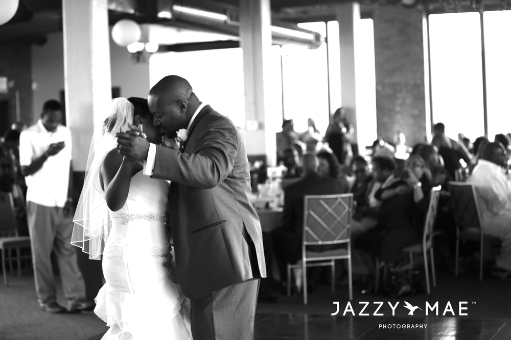 2 Areial and Marcus | The Ariel International Center | Cleveland Wedding Photography