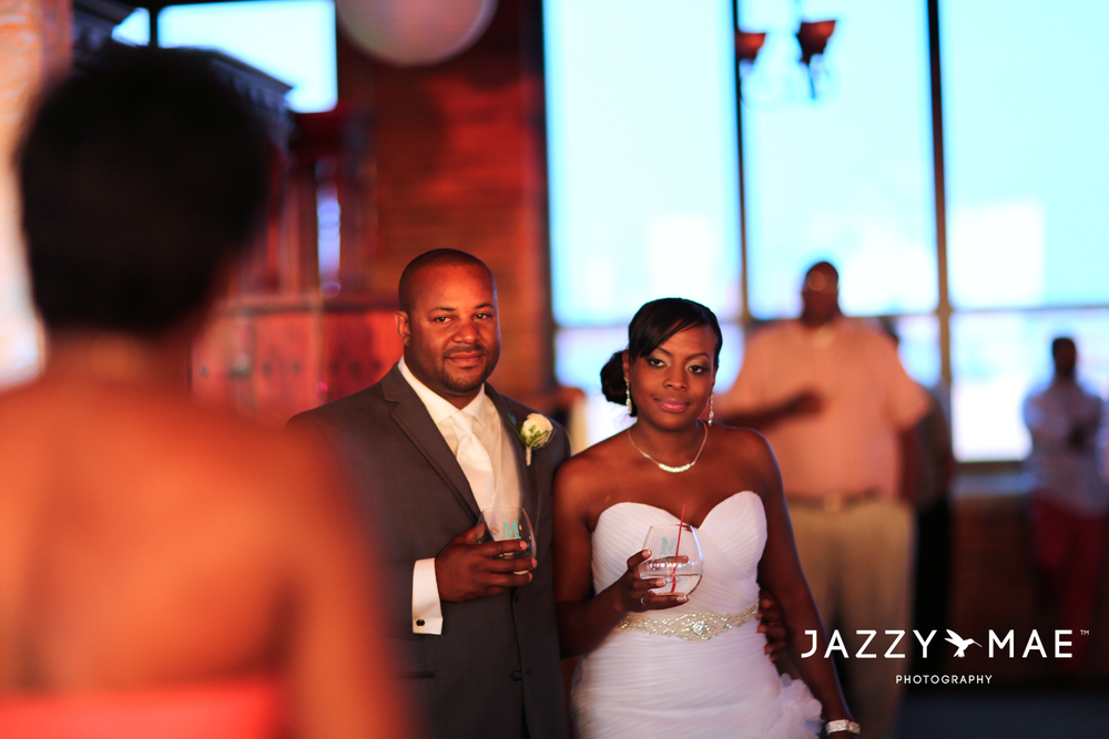 Areial and Marcus | The Ariel International Center | Cleveland Wedding Photography 5