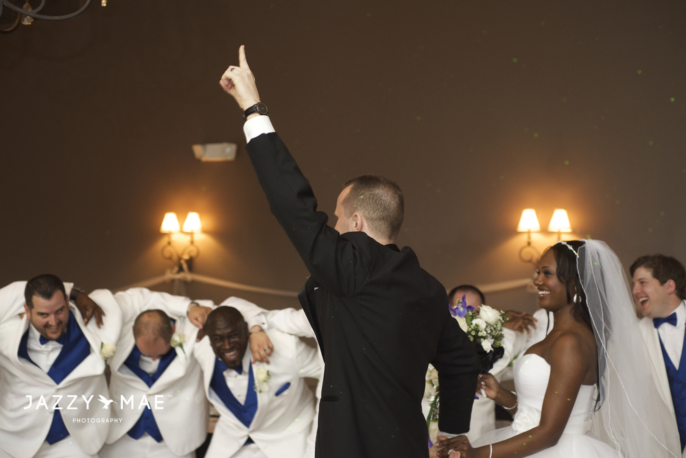 CleShavonna & Chris Bundus Wedding | Tanglewood Country Club 9