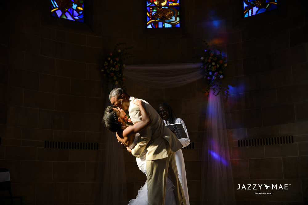 Lisa & Toweh Kpor | Fairchild Chapel in Oberlin |Cleveland Wedding Photography 18