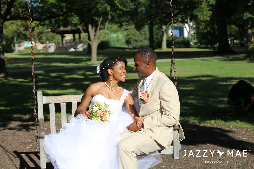 Lisa & Toweh Kpor | Fairchild Chapel in Oberlin |Cleveland Wedding Photography 19