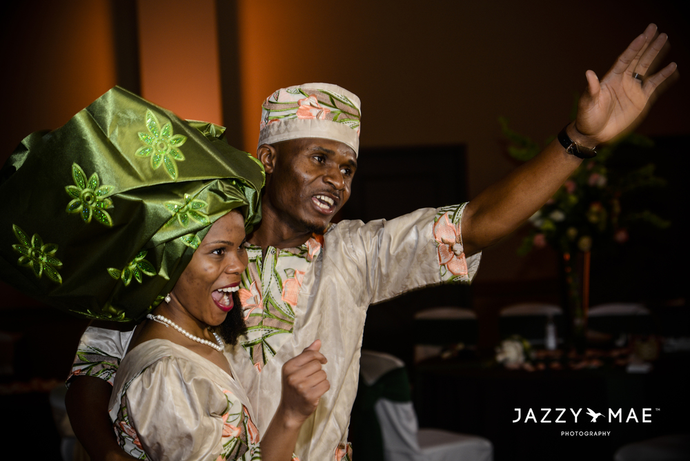 Lisa & Toweh Kpor |  Kalahari Resorts | Cleveland Wedding Photography 3