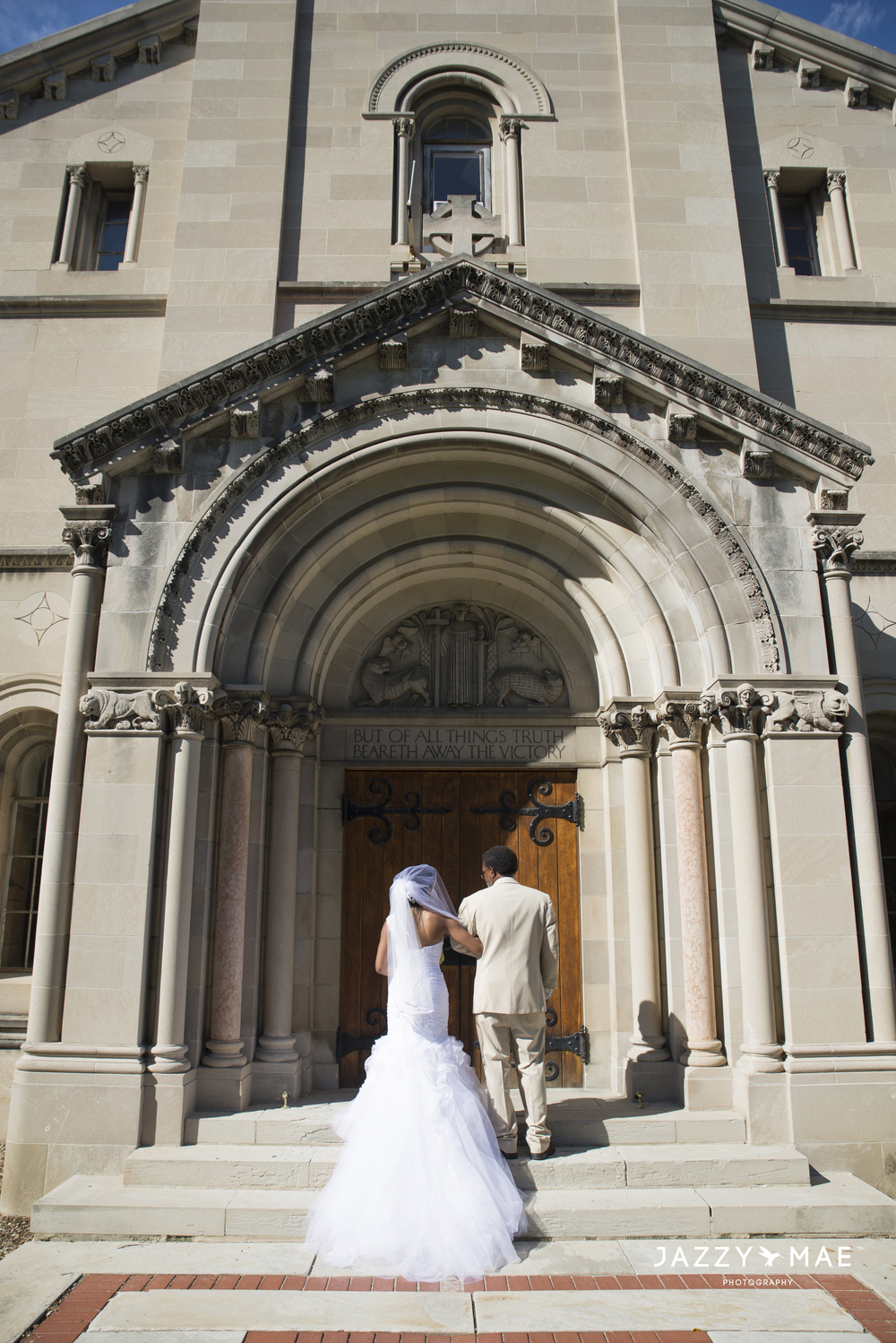 Lisa & Toweh Kpor | Fairchild Chapel in Oberlin |Cleveland Wedding Photography 11