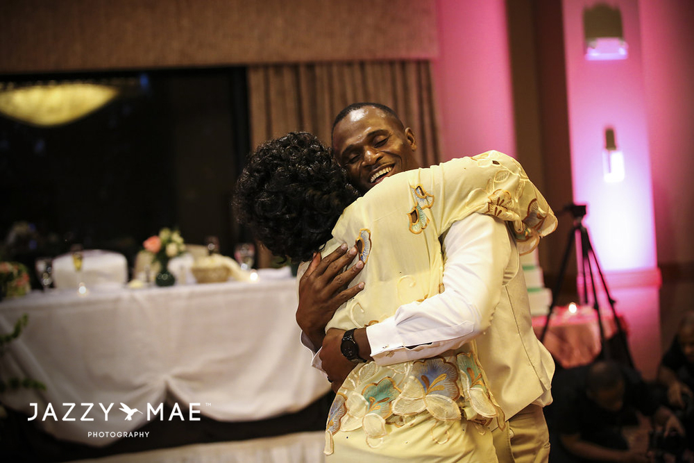 Lisa & Toweh Kpor |  Kalahari Resorts | Cleveland Wedding Photography