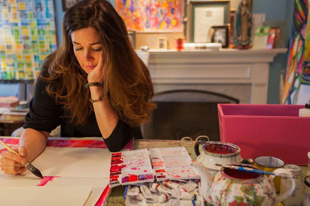 Maureen Claffy, Fine Artist