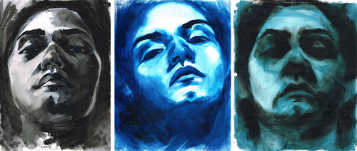 oils-selfportraits2