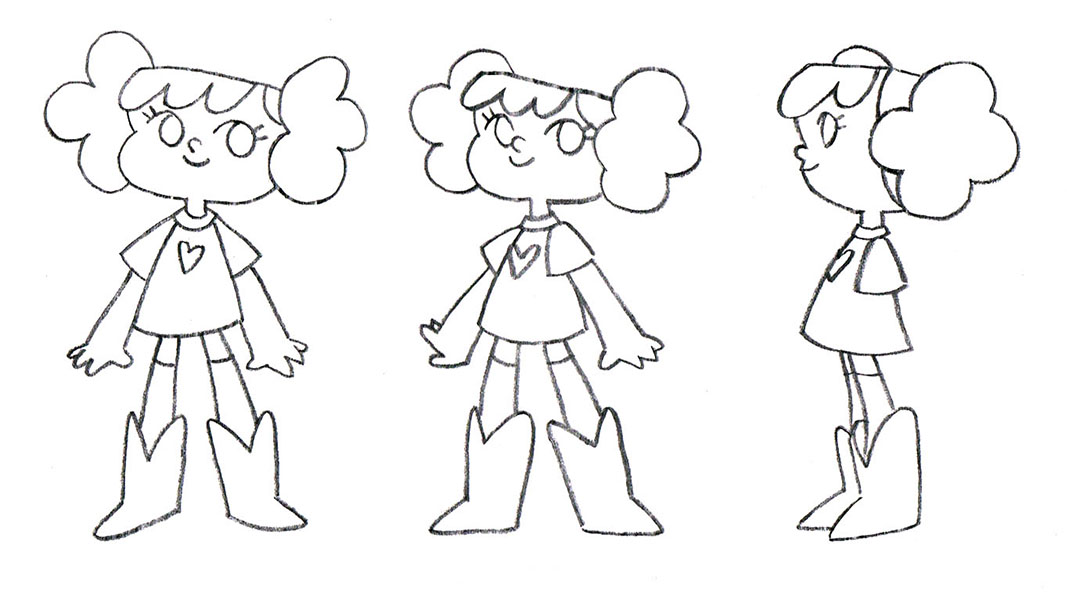 Creating a Character Turnaround Sheet — Simple Art Tips