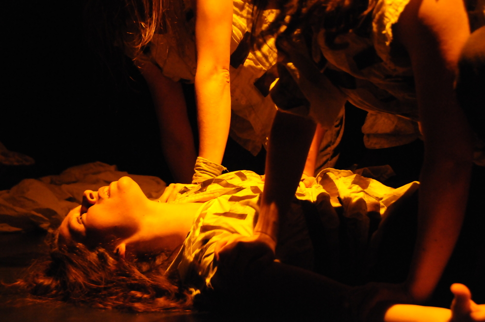 Fragments(2009), Lara Kramer Photographer: Caroline Charbonneau